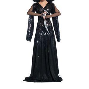 Snow White and the Huntsman Costume Black Size Sm